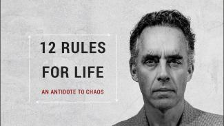 Dr. Jordan Peterson's new book, 12 Rules for Life